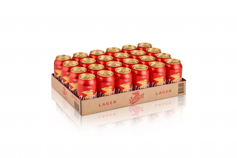 Union lager 24x0,33 pločevinka