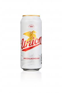 Union brezalkoholno 0,5 pločevinka