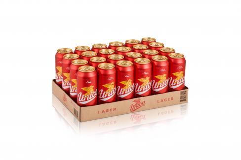 Union lager 24x0,5 pločevinka