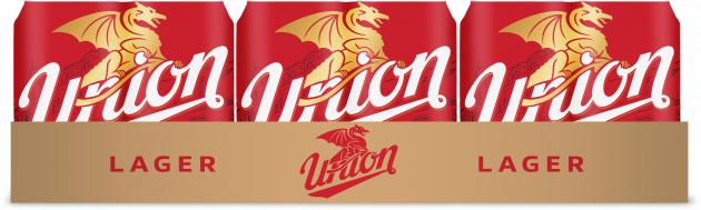 Union lager 6x4x0,33 pločevinka