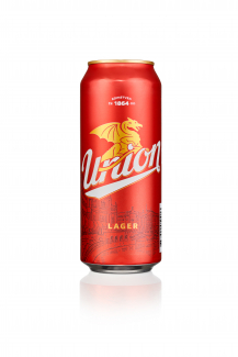 Union lager 0,5 pločevinka