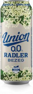 Union Radler 0.0 bezeg 0,5 pločevinka