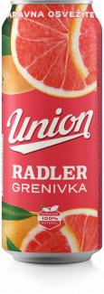 Union Radler grenivka 0,5 pločevinka