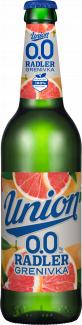 Union Radler 0.0 grenivka 0,5 steklenica